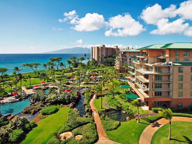 Hawaii Maui Special Stay uitzicht