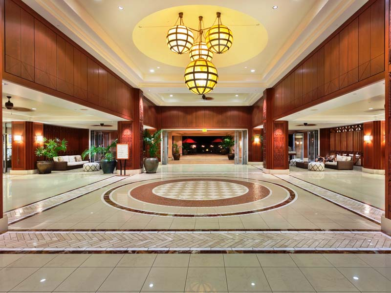 Hawaii Maui Special Stay lobby