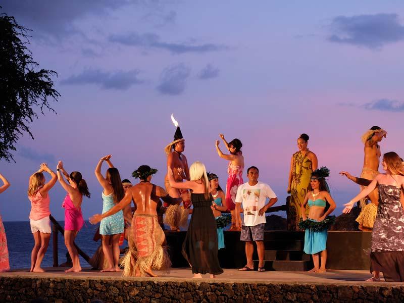 Vakantie Hawaii Maui hula