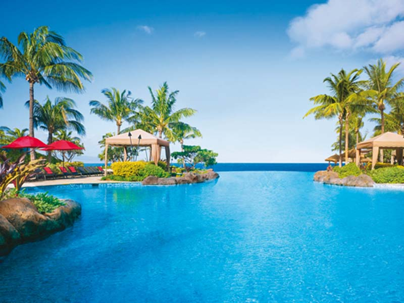 Hawaii Maui Special Stay zwembad