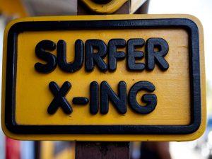 Hawaii Maui Surfer