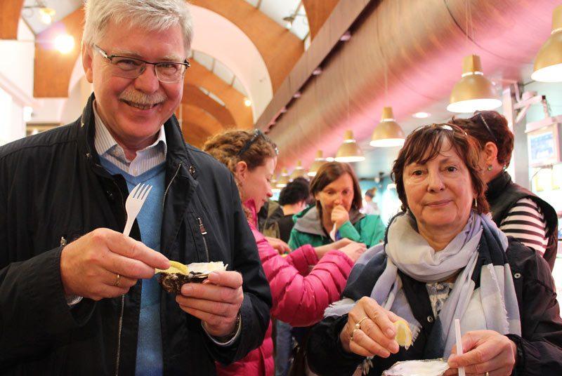 Irland Cork Kulinarischer Ausflug Austern