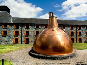 Irland Cork Ausflug Midleton Whiskey-Probe