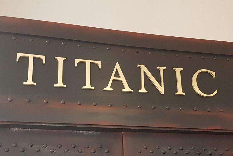 Irland Cork Cobh Titanic Museum