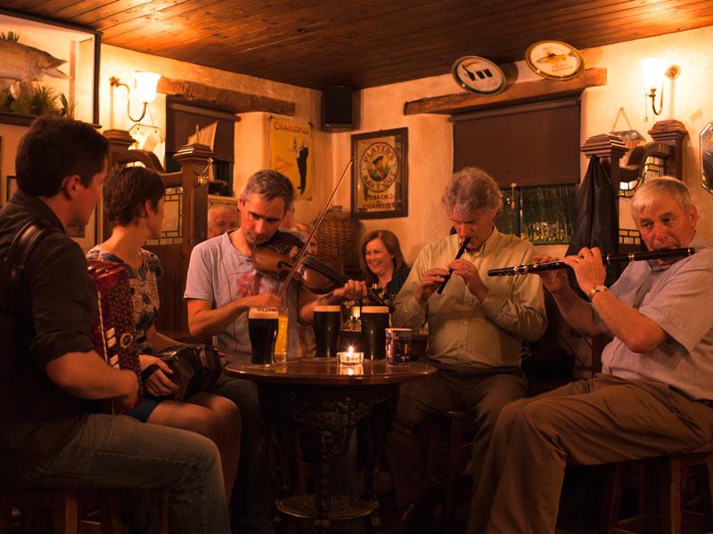 Irland Dublin Reise Ausflug Irish Pub