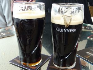 Irland Roadtrip Brauereibesichtigung Guinness Storehouse