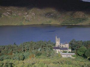 Roadtrip Irland Glenveagh Park Derryveagh Berge