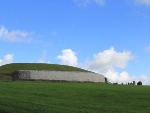 Newgrange in Irland