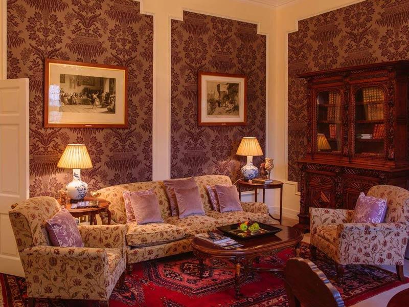 Waterford Castle Schlossübernachtung Ostküste Irland