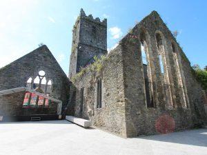 Waterford Ruinen Mittelalter-Stadt Irland