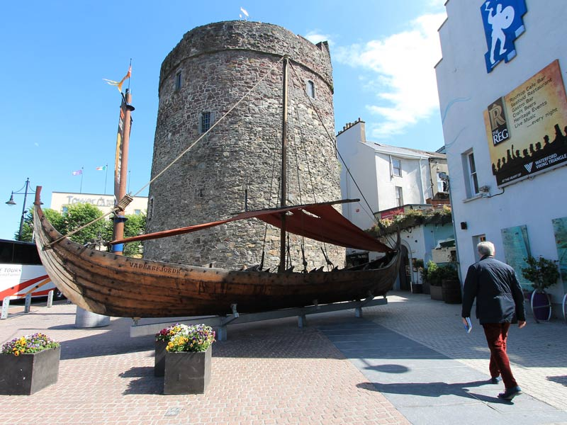 Waterford älteste Stadt Irlands Rundreise