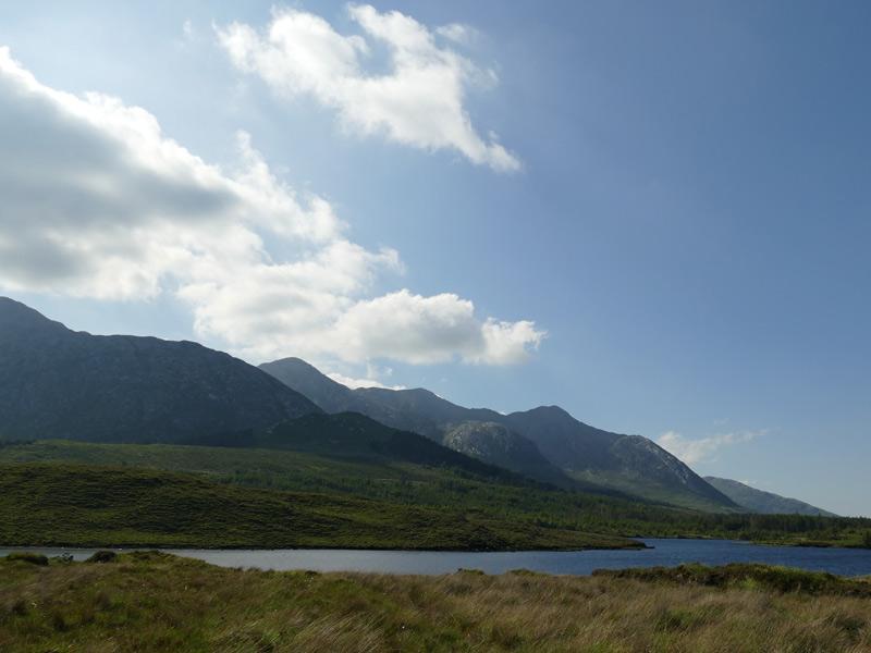 Connemara Wandern Irland Reisen Westküste