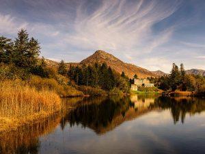 Connemara Wandern Irland Übernachtung Manor House