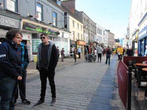 Galway Irland Rundreise Westküste Stadtleben