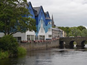 Sligo Irland Rundreise Garavogue River