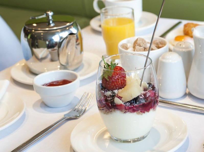Irland Sligo Rundreise Stadthotel mit Frühstück