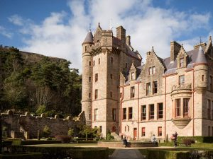 Belfast Sehenswürdigkeiten Castle Schloss