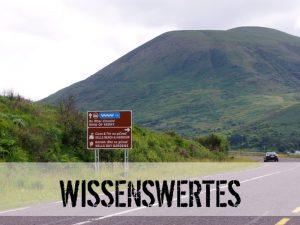 Irland Reisetipps Wissenswerte Informationen Sprache