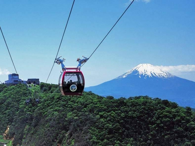 Japan Rundreise 2 Wochen Fuji Hakone