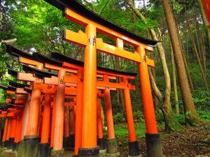 Kyoto Reise: Fushimi Inari-Taisha Schrein