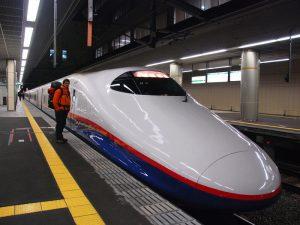 Reise von Tokio nach Kyoto mit dem Zug
