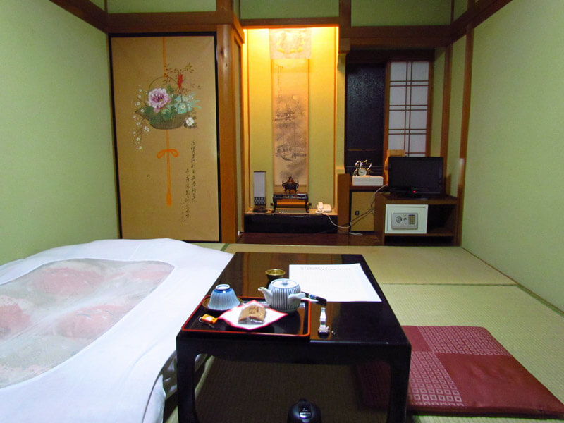 Koyasan Tempel-Übernachtung Japan Reise Tokio Kyoto