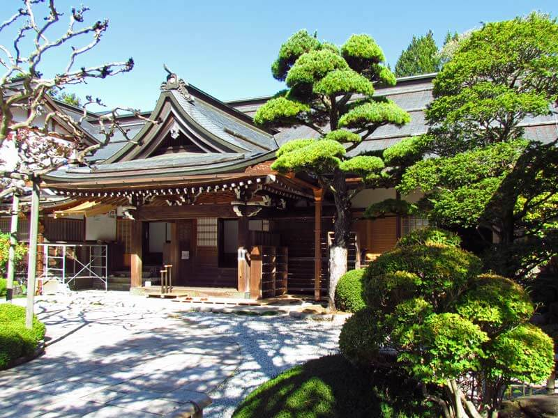 Koyasan Tempel-Übernachtung Japan Reise