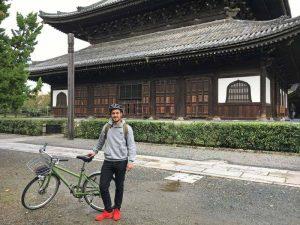 Fahrradtour in Kyoto bei Japan Rundreise