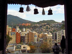 Nagasaki bei Kyushu Rundreise