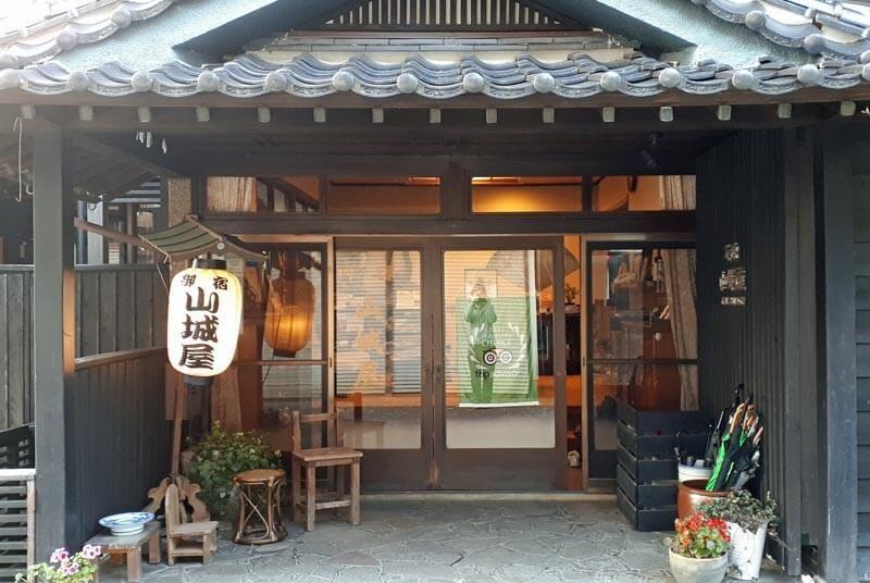 Kyushu Rundreise Japan Yunhira Ryokan