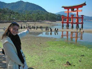 Japan tradtionell erleben mit Insel Miyajima