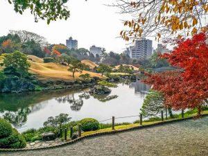 Kumamoto bei Japan Kyushu Rundreise