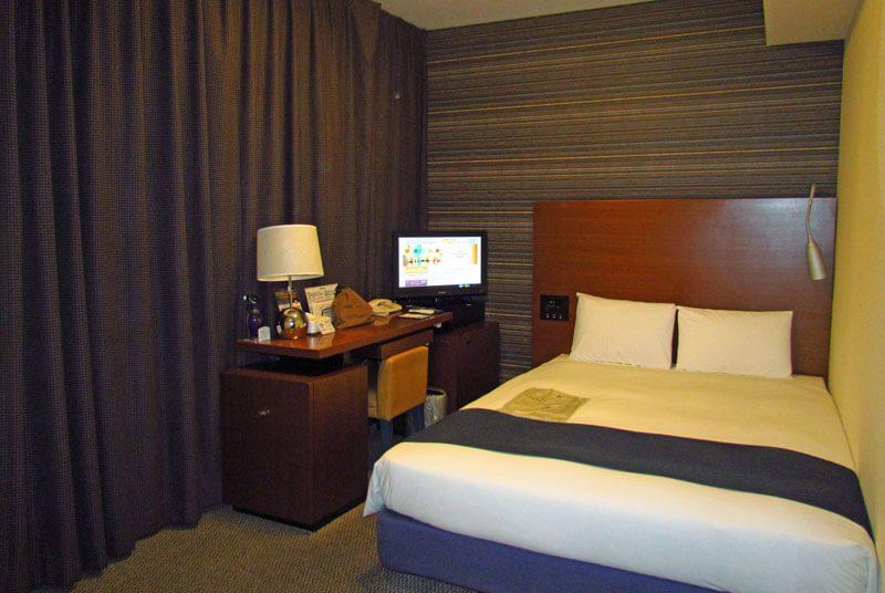 Japan Reise Tokio Kyoto Hotelzimmer