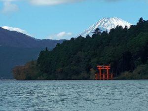 Rundreise von Tokio nach Kyoto über das Hakone Gebiet