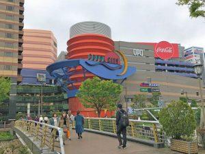 Shopping-Mall in Fukuoka