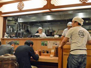 Ramen essen bei Kyushu Rundreise in Fukuoka