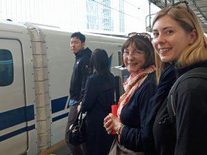 2-wöchige Japan Rundreise mit dem Zug