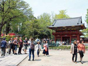 Japan Rundreise Tokio Tempel Asakusa
