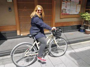 Fahrradtour Kyoto Sightseeing Japan Rundreise
