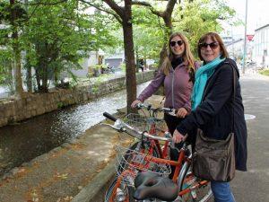 Fahrradtour in Kyoto bei Reise ab Tokio