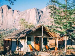 Madagaskar Urlaub mit Übernachtung in landestypischen Unterkünften