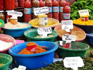 Gewürzmarkt in Antsirabe - 3 Wochen Madagaskar