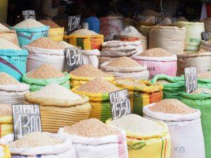 Markt in Antsirabe bei Madagaskar Urlaub