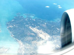 Flug Aussicht - Madagaskar Highlights