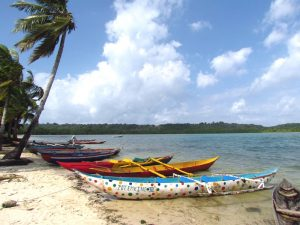 Kajakfahren Île aux Nattes Madagaskar