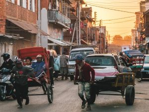 Antsirabe - Antananarivo Nosy Be