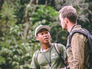 Ausflug im Ranomafana Nationalpark mit lokalem Guide