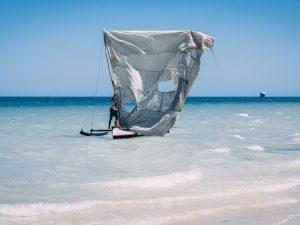 Ein handgemachtes Segel - 3 Wochen Madagaskar