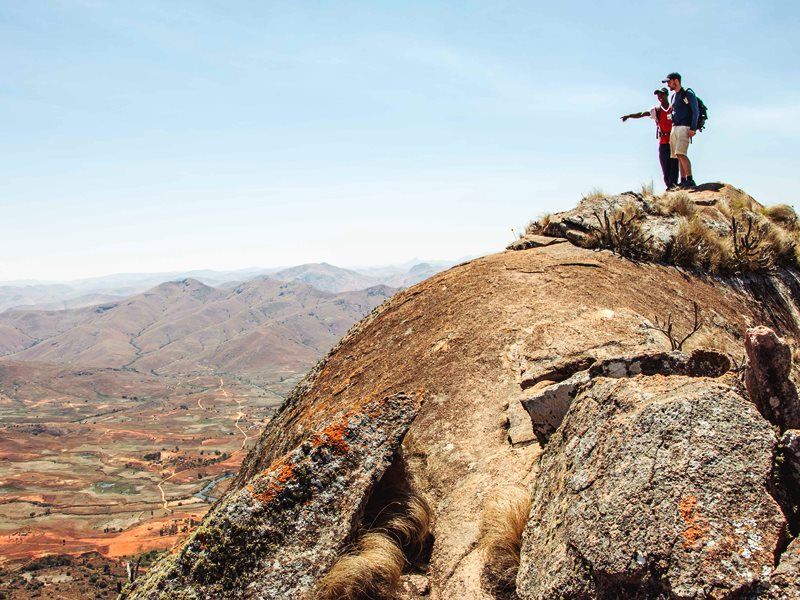 Madagaskar Rundreise und Baden Tsaranoro Nationalpark