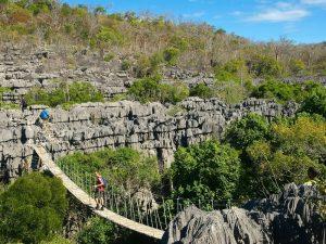 Tsingy de Bemahara - 3 Wochen Madagaskar